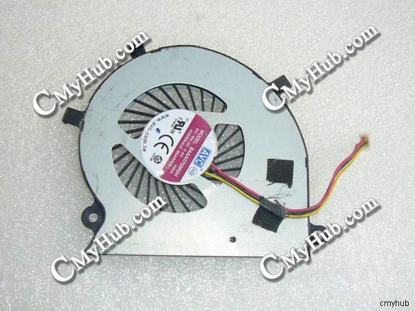 genuine for toshiba satellite radius p55w-b p55w b5220 dc 5v 0 4a 3pin 3wire  cooling fan baaa0705r5h v002