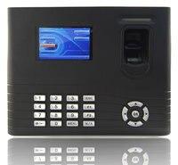 Frete Grátis Escritório Máquina Biométrico de impressão digital e ID card Comparecimento Do Tempo Atttendance totrack employee time + Tcp Ip IN01