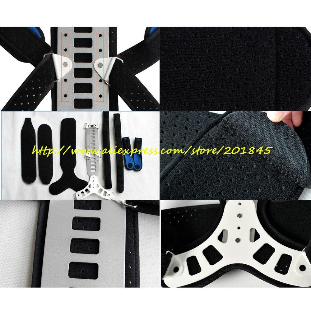 Orthosis tulang belakang pembengkakan Brace Thoracic Spine Kyphosis - Penjagaan kesihatan - Foto 2