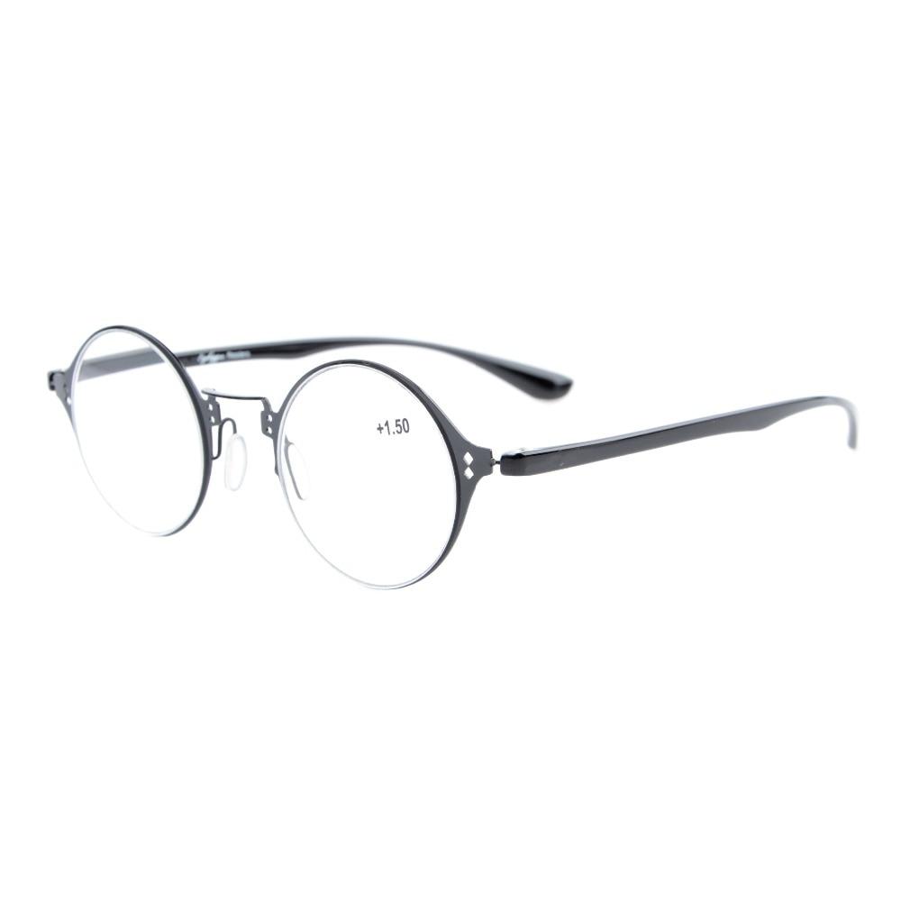 R12618 Eyekepper Легкие гибкие круглые очки - Аксессуары для одежды
