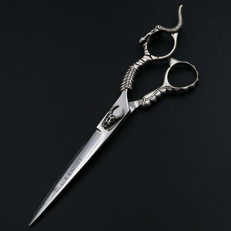 7 polegada tesoura de corte profissional cabeleireiro