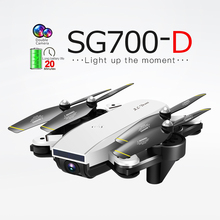 700D Mini Drones With Camera HD Wide Angle RC Helicopter WIFI FPV RC Quadcopter Foldable Selfie RC Drone Professional Headless все цены