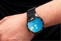 Prestazione di costo kw88 wifi smart watch mtk6580 quad core telefono smartwatch google mappa 3g sim monitoraggio della frequenza cardiaca orologi gps