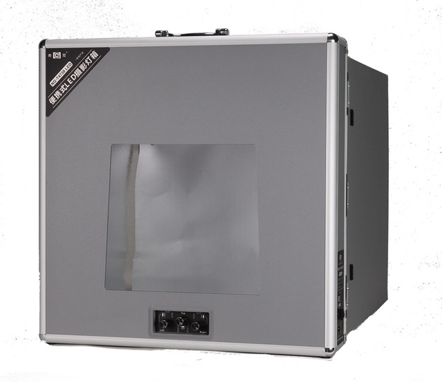 T3220T4730T6240 Portable Dimming Photo Lighting Box Folding