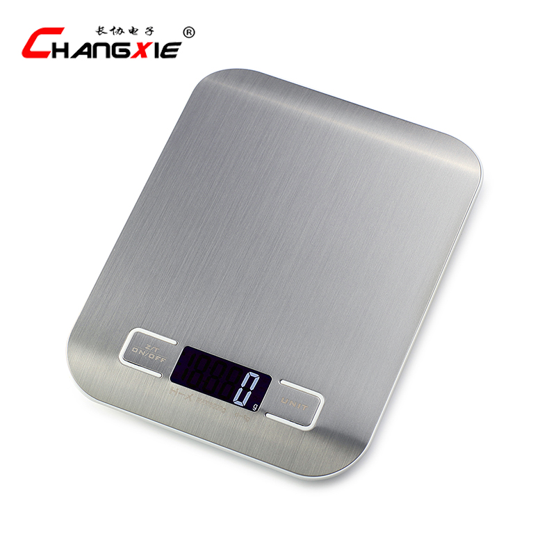 10kgx1g Electronic LCD Weight Scale Libra Stainless Steel Digital Precision Kitchen Scale Baking Household Cozinha Scale