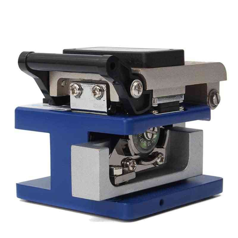 12 unids/set de fibra de kit de herramientas ópticas para FTTH para FC-6S de fibra Cleaver y medidor de potencia óptica 5km Localizador Visual de fallos de stripper