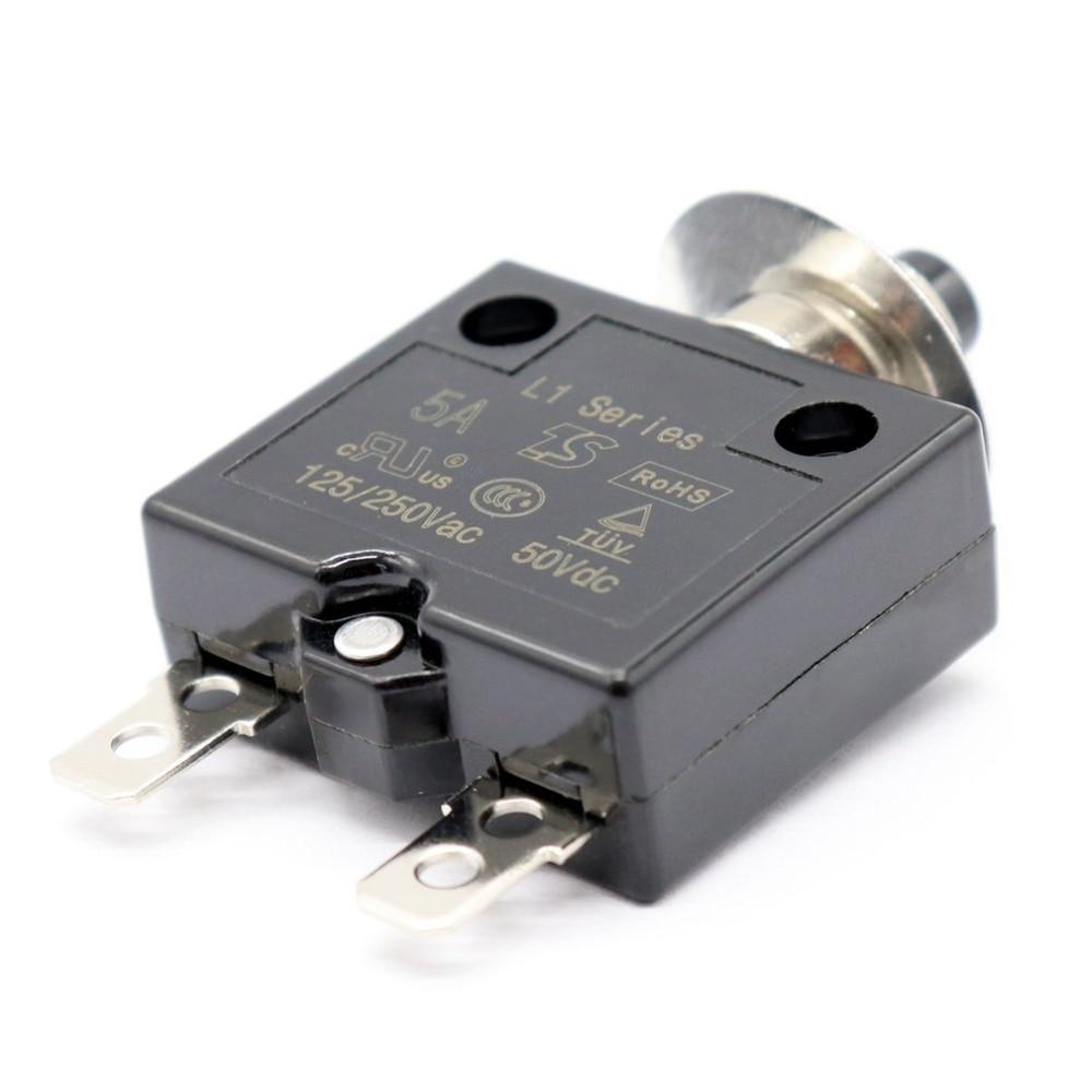 Manuals 30 Amp Screw In Fuse Box Manual Of Wiring Diagram General Reset Circuit Breaker Overload Protector Standard Rh Aliexpress Com