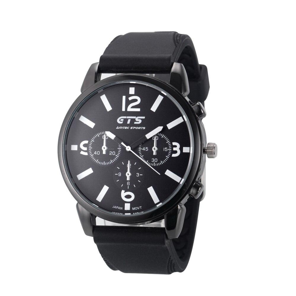 2018 Top brand luxury vogue Quartz Watch Relogio Feminino Men Black Analog Quartz Sport Wrist Watch reloj mujer marcas famosas relogio feminino dourado reloj mujer