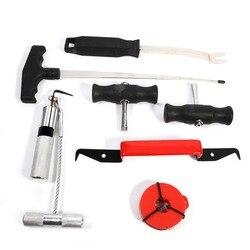 7 teile/sätze Professionelle Windschutzscheibe Removal Tool Kit Windschutz Entfernung Set Mit Box