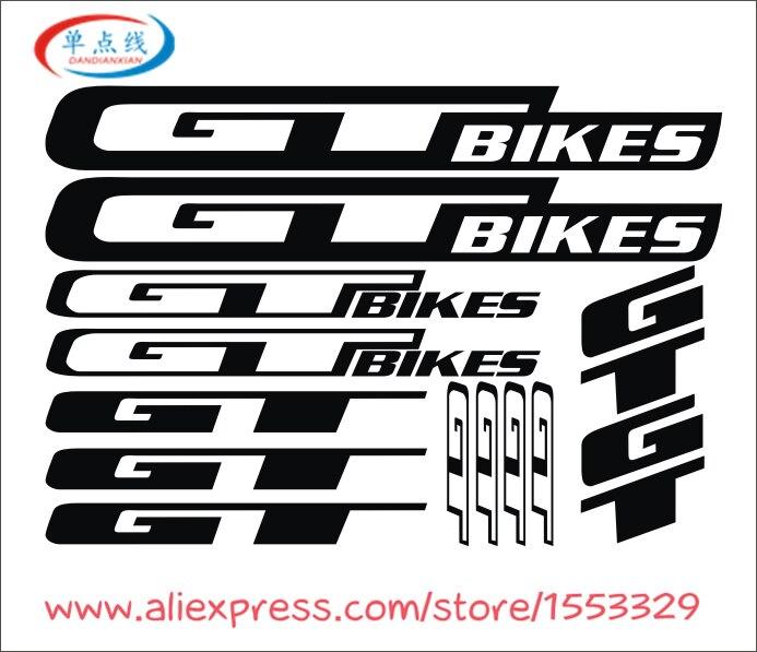 2018 decalques de bicicleta de alta qualidade diy quadro adesivos de bicicleta decalque cortado/folha de etiqueta (ciclismo, mtb, bmx, estrada, bicicleta)