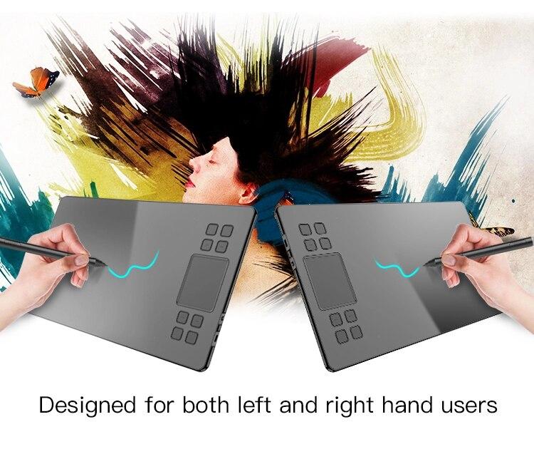 A50 both hands