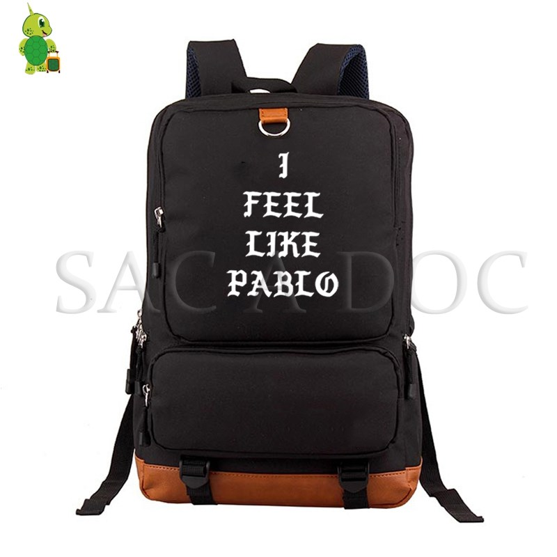 Pablo Escobar Weed Mafia Daily Backpack Women Men Laptop Backpack School Bags for Teenage Girls Boys Large Travel RucksackPablo Escobar Weed Mafia Daily Backpack Women Men Laptop Backpack School Bags for Teenage Girls Boys Large Travel Rucksack
