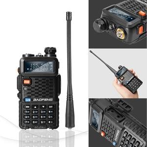 Image 3 - Baofeng BF F8+ Walkie Talkie Professional Dual Band VHF UHF Two Way Radio Station Woki Toki Transceiver F8 Ham Radio Comunicador