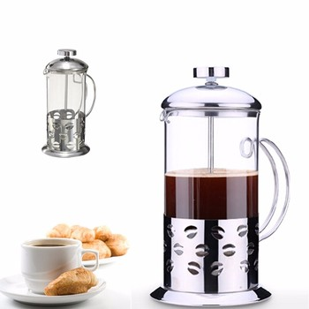 High temperature glass teapot stainless steel filter coffee pot simple home coffee glass pot.jpg 350x350