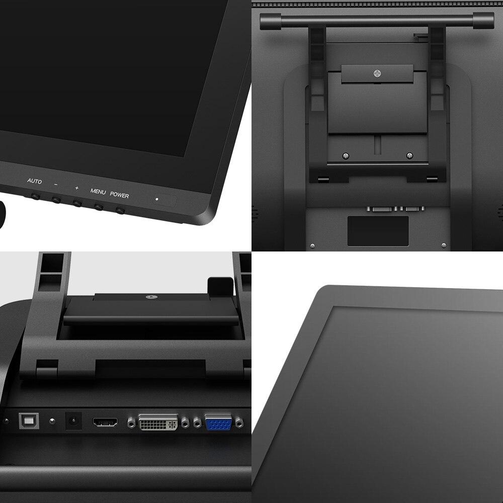 XP-Pen Artist22 Pro écran de stylo de dessin 21.5 pouces moniteur graphique 1920x1080 FHD moniteur de dessin numérique avec support réglable - 4