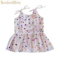 Baby Girls Dress Brand Summer Sequin Princess Tutu Dress Birthday Dresses For Party Wedding Infant Christmas