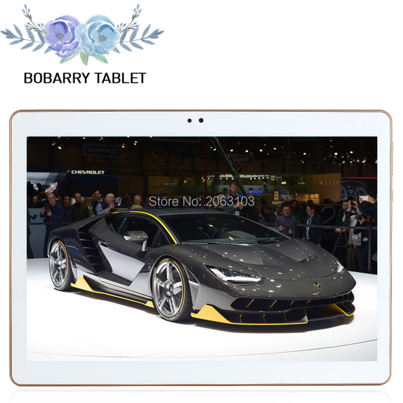 10 inch 3G 4G Lte The Tablet PC Octa Core 4G RAM 32GB ROM Dual SIM