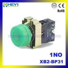 22 мм давления переключатель XB2-BP31 50/60Hz переключатель водонепроницаемый кнопочный переключатель Цвет Опционный