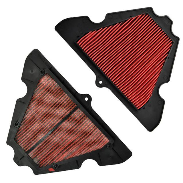 Novo filtro de ar da motocicleta fit for kawasaki z1000 2010 2011 z 1000 10 11 frete grátis