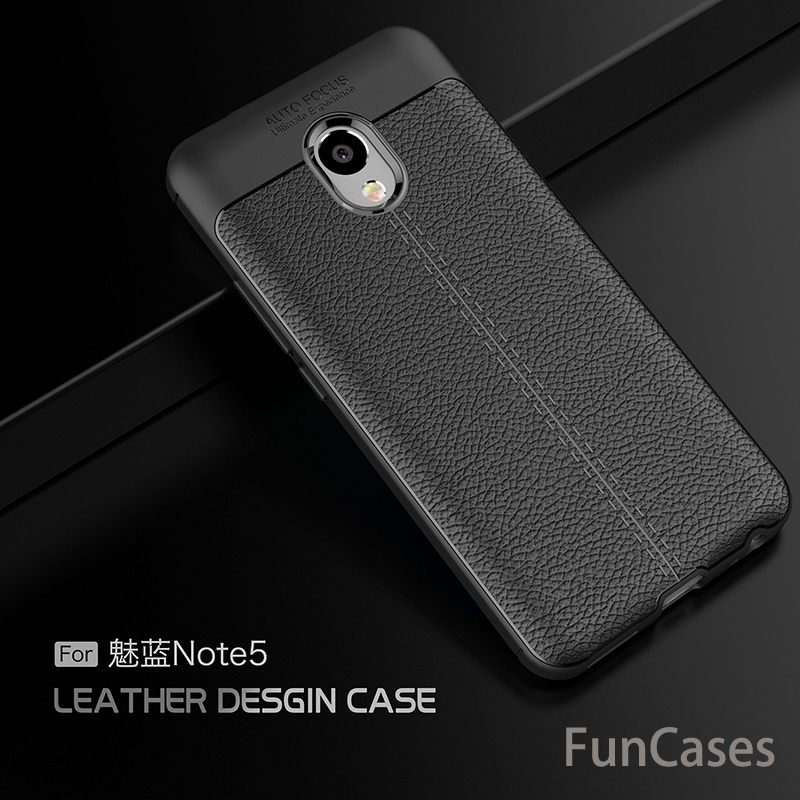 For Meizu m5 Note Case 5.5 inchNew Luxury Shockproof Rubber Soft TPU Leather Design Cases for Meizu M5 Note Phone Bags Cover