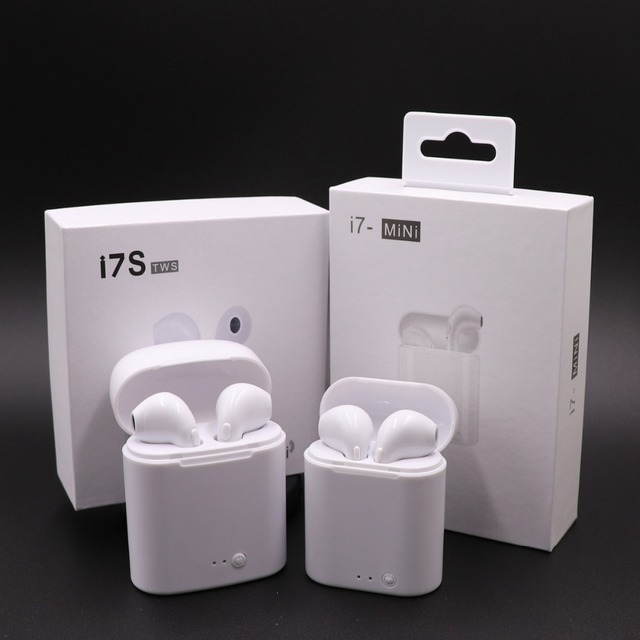 New Double Ear mini bluetooth Headsets Earbuds wireless Headphones Earphone Earpiece Air pods for apple iphone Android Air pods