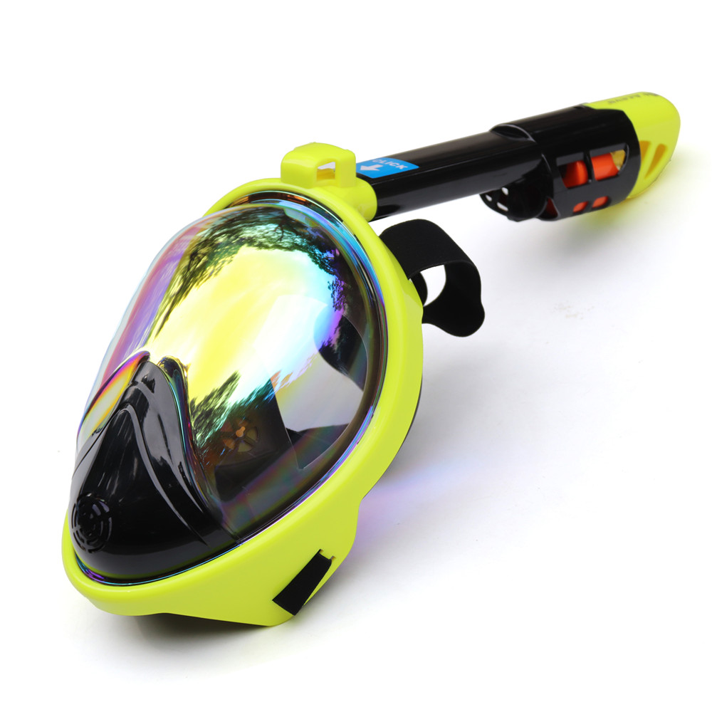 High Quality face snorkeling mask