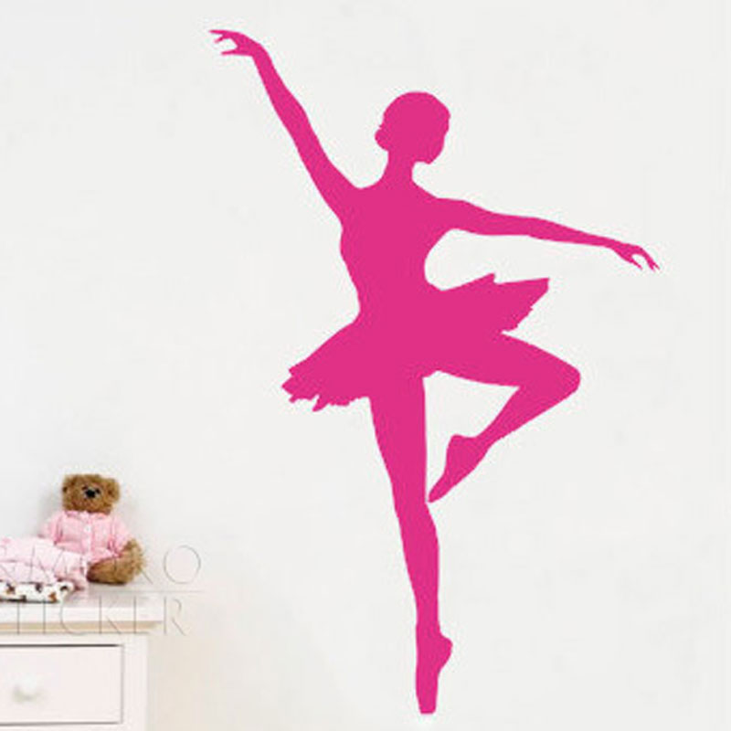 online kaufen gro handel ballerina wandbild aus china ballerina wandbild gro h ndler. Black Bedroom Furniture Sets. Home Design Ideas