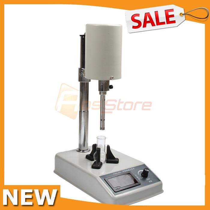 220V FSH 2A Adjustable High Speed Homogenizer Homogenization Machine Tissue Cell Cream Cosmetic Emulsifier Disperser
