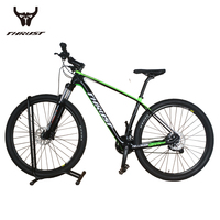 142 12MM Thru Axle Carbon Mountain Bike Frame 29er Complete MTB Bike T800 Carbon Mountain Bike