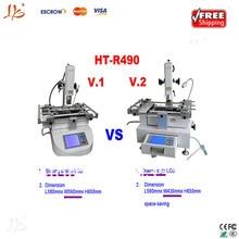 HONTON R490 V 2 welding machine bga rework station motherboard repair machine upgraded from R490 bga