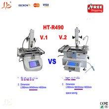 HONTON R490 V.2 welding machine, bga rework station, motherboard repair machine, upgraded from R490 bga machine