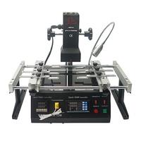 Promo IR6500 V 2 infrarrojos Estación de retrabajo de bga máquina para bga con grandes precalentar el