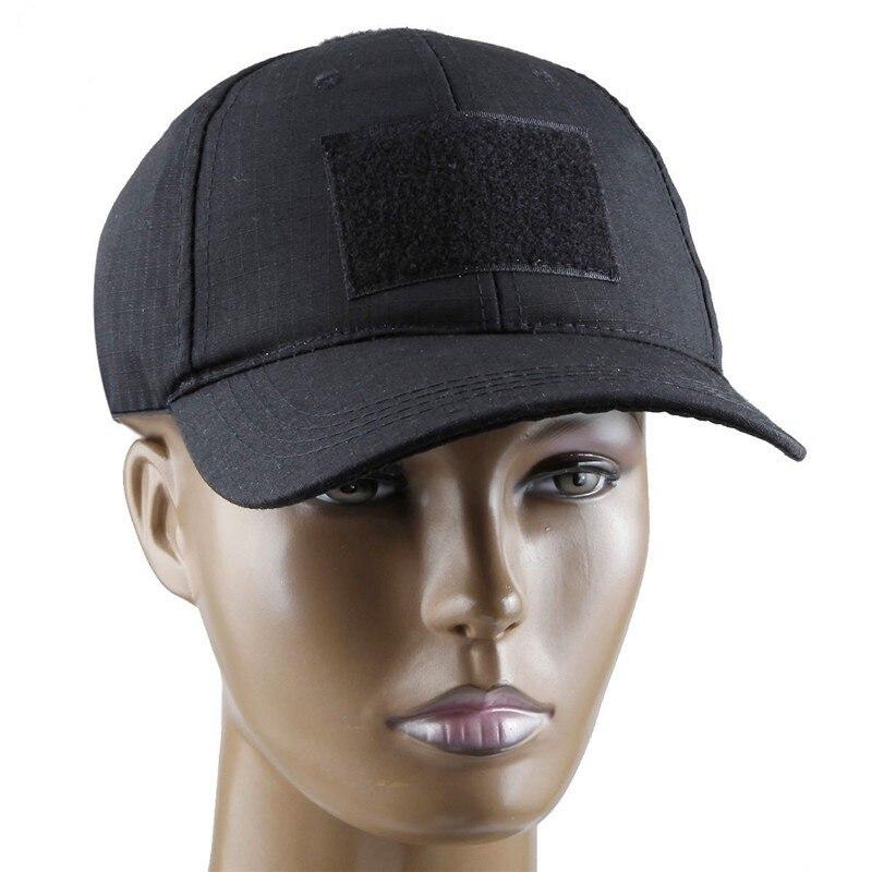 Tactical Baseball Cap(Black)5