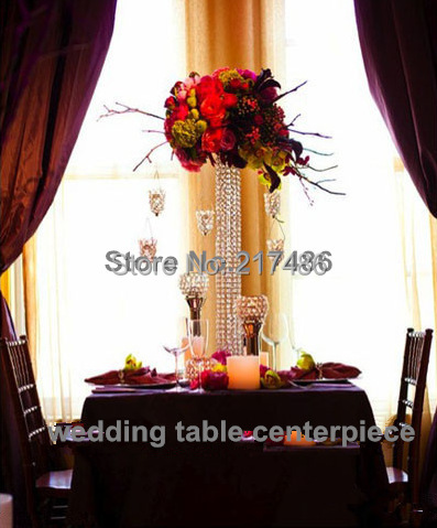 Sliver Mental (not Gold Mental) Wedding Table Flower Stand Center Pieces(China  ( Part 75