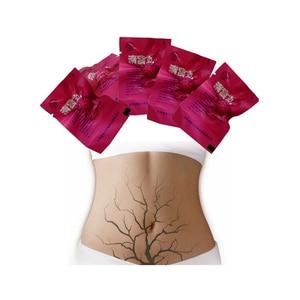 Image 2 - 12 Pcs/2 แพ็ค Original จีนชีวิตที่สวยงาม Tampon ช่องคลอดสะอาดจุด Yoni ไข่มุก Fibroid Womb Detox มดลูก Healing สำหรับหญิง
