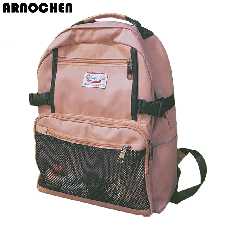 a68b50942b Detail Feedback Questions about 2018 new backpacks female wild campus high school  college bag tide backpack fashion leisure bag XD129 on Aliexpress.com ...