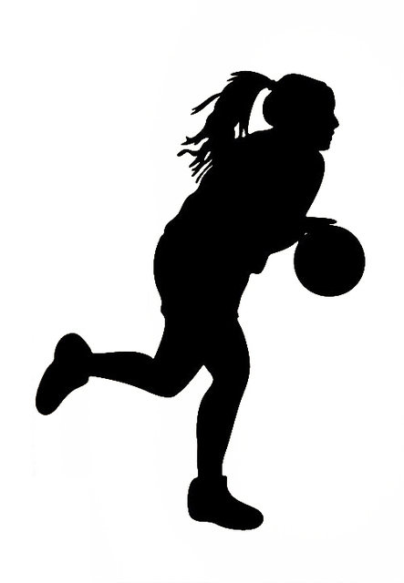 Image result for silhouette basketball