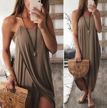 Sexy Summer Womens Clothing  Dress fashionable European and American style