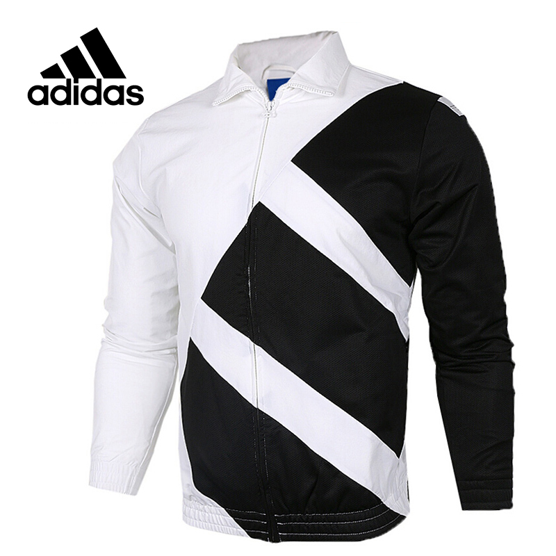 все цены на Original New Arrival Official Adidas NEO Label M 2-LAYER WB Men's Coat Sportswear