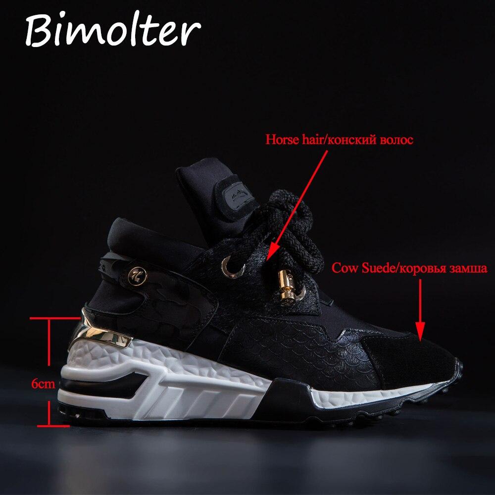 Couleurs Nb108 De Talons Sport Black Baskets Femmes Cuir Chaussures 2019 En Dames Mélange Coins Platform multi Véritable Décontractées Femme Pour Bimolter Pk0Onw8