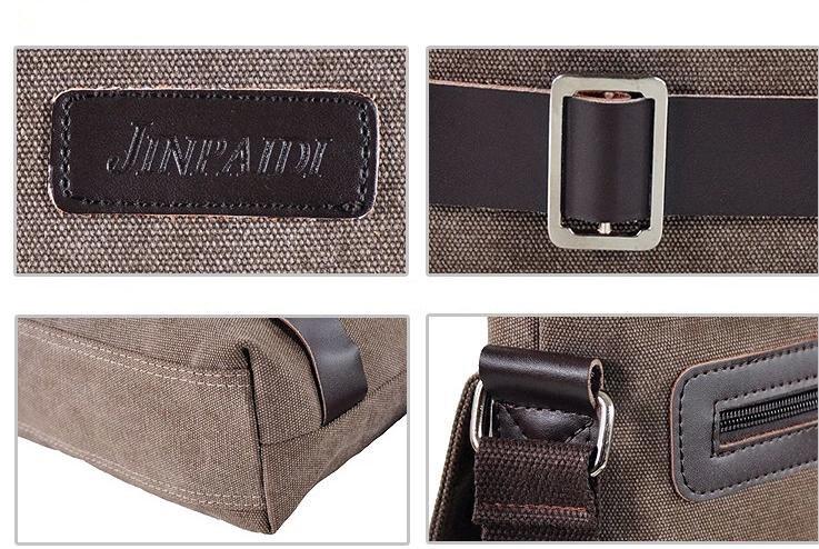 Negócios Marca Messenger Bag Homem Sacos Saco