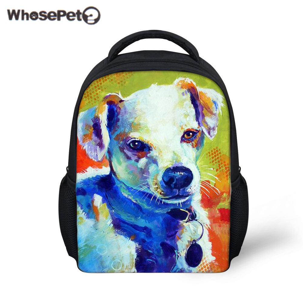 a40e4a30e8 WHOSEPET Cute Dogs Printing Backpack for Boys Girls Toddler Shoulder Book  Bag Kids Causal 12 inch Mini Backpack Animals Cats New-in School Bags from  Luggage ...