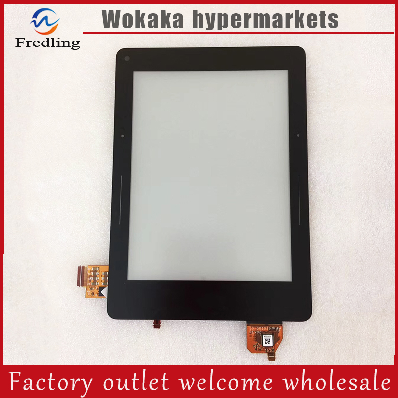 For AMAZON KINDLE Voyage Full LCD Display Panel + Touch Screen Digitizer Assembly free shipping new 10 1 inch parts for asus tf701 tf701t lcd display touch screen digitizer panel full assembly free shipping