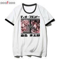 JoJo Bizarre Abenteuer T-shirt Kühlen Neuheit top t Shirt Lustige streetwear Fashion hip hop anime mann/männlich Männer gedruckt t-shirt