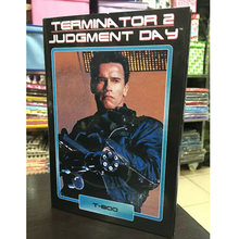 "NECA Terminator Judgment Day T-800 2 Arnold Schwarzenegger PVC Action Figure Collectible Modelo Toy 7 ""18 cm KT1818(China)"