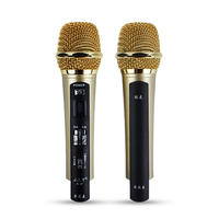 New Hot Wried Professional Microphone Mic Sound Studio For Recording Kit Conference News Interview TV Radio