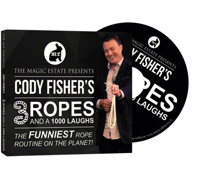 3 Ropes And 1000 Laughs By Cody Fisher Magic Tricks