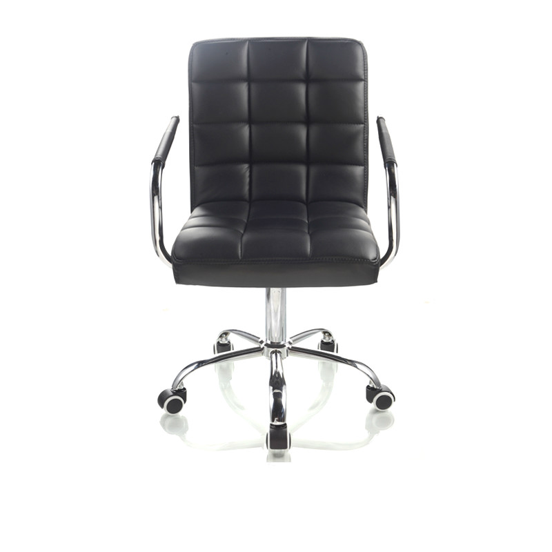 High Quality Office Chair Computer Chair Leisure Rotatable Swivel Lifting Easily Assemble Soft Cushion sedie ufficio cadeira 240311 high quality pu leather computer chair stereo thicker cushion household office chair steel handrails