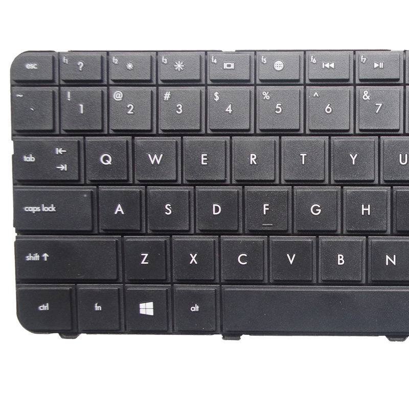 Image 4 - YALUZU New For HP 250 G1 255 G1 430 431 435 436 450 455 630 631 635 636 650 655 Compaq 435 436 US Black Keyboard-in Replacement Keyboards from Computer & Office