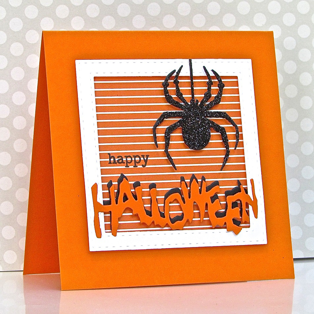 aliexpress : buy letters happy halloween metal cutting dies